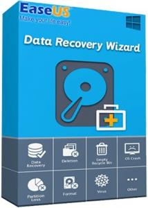 EaseUS Data Recovery Wizard Professional 13.6 [Multi/Ru]