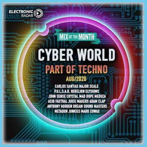 VA - Cyber World: Part Of Techno