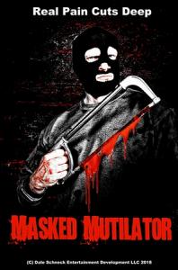 Расчленитель в маске