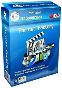 Format Factory 5.4.5 (x64) RePack (& Portable) by Dodakaedr [Multi/Ru]