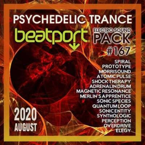 VA - Beatport Psychedelic Trance: Electro Sound Pack #167