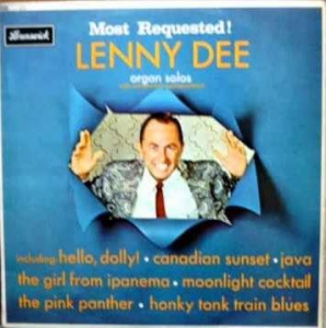 Lenny Dee - Most Requested!
