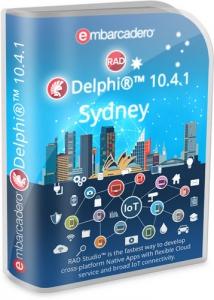 Embarcadero Delphi 10.4.1 Sydney Architect 27.0.38860.1461 Lite v16.1 [En]