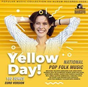 VA - Yellow Day: Pop Folk Music