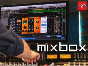 IK Multimedia - MixBox 1.2.0 STANDALONE, VST, VST3, AAX (x64) [En]