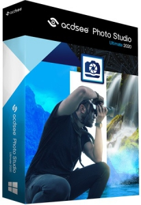 ACDSee Photo Studio Ultimate 2021 14.0.2.2431 RePack by KpoJIuK [Ru/En]