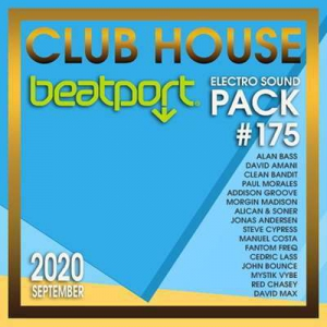 VA - Beatport Club House: Electro Sound Pack #175