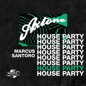 Marcus Santoro - Axtone House Party (2020-10-05)