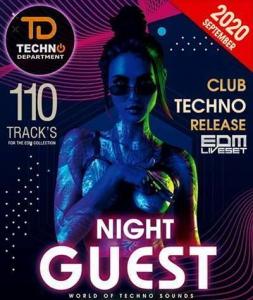 VA - Night Guest: Clubbing Techno