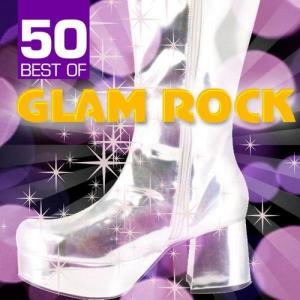 Crazee Noize - 50 Best of Glam Rock