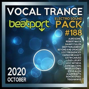 VA - Beatport Vocal Tranceю Electro Sound Pack #188