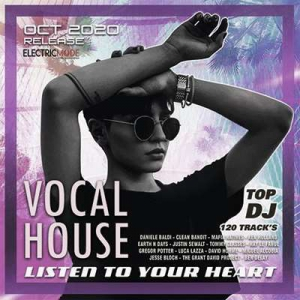 VA - Listen To Your Heart: Vocal House Session