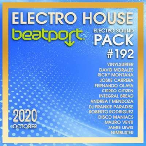 VA - Beatport Electro House: Sound Pack #192