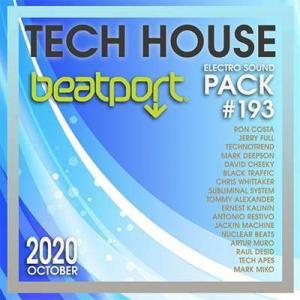 VA - Beatport Tech House: Electro Sound Pack #193