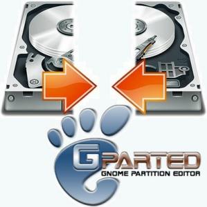 GParted LiveCD 1.1.0-8 [i686, i686-pae, amd64] 3xCD