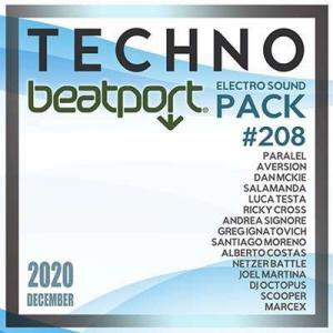 VA - Beatport Techno: Electro Sound Pack #208