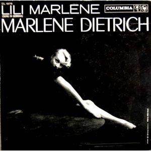 Marlene Dietrich - Lili Marlene
