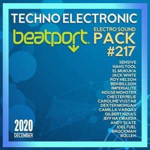 VA - Beatport Techno Electronic: Sound Pack #217