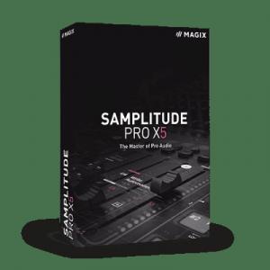 MAGIX Samplitude Pro X5 Suite 16.2.0.412 + справка [Multi/Ru]