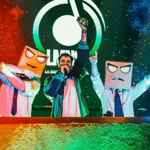 Djs From Mars - Live @ La Musica Non Si Ferma, LMNSF Arena