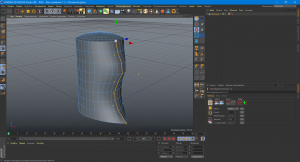 Nitro4D NitroEdgeDeformerTool v1.05 for Cinema 4D [En]