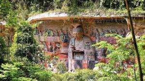 Наскальные рельефы Дацзу, Чунцин, Китай