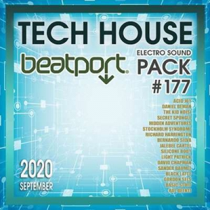 VA - Beatport Tech House: Electro Sound Pack #177-1