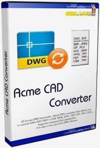 Acme CAD Converter 2021 8.10.0.1526 RePack (& Portable) by elchupacabra [Multi/Ru]