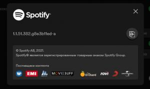 Spotify 1.1.64.561 Portable by JolyAnderson [En/Ru]