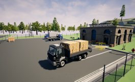Motor Town: Behind the wheel