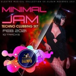 VA - Minimal Jam: Techno Clubbing Set