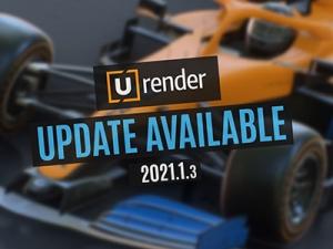 U-RENDER 2021.1.3 for Cinema 4D [Ru/En]