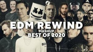 Fuerte & Daveepa - EDM Rewind Mashup Mix 2020