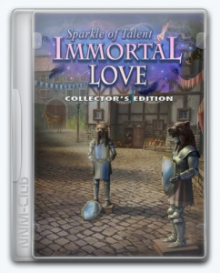Immortal Love 8: Sparkle of Talent