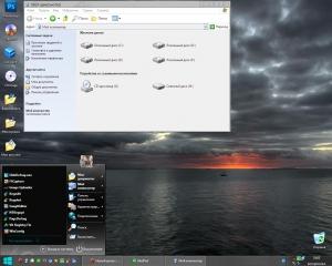 Windows® XP Professional SP3 VL x86 by D.E.N. (MiniXP 2021) [Ru]