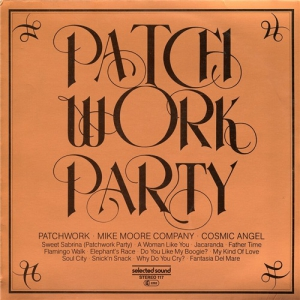 Patchwork, Mike Moore Company, Cosmic Angel - Patchwork Party
