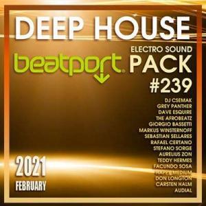 VA - Beatport Deep House: Electro Sound Pack #239