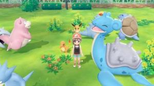 Pokemon: Let's Go, Pikachu/Eevee!