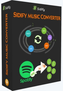 Sidify Music Converter 2.2.3 RePack by F4CG (для Spotify) [Multi/Ru]