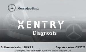 Xentry OpenShell 06.2021 [Multi/Ru]