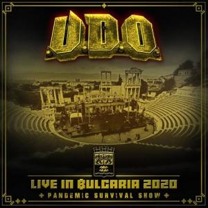 U.D.O. - Live In Bulgaria