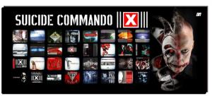 Suicide Commando - Discography: 40 Releases
