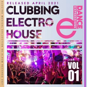 VA - E-Dance: Clubbing Electro House (Vol.01)