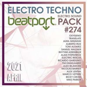 VA - Beatport Electro Techno: Sound Pack #274