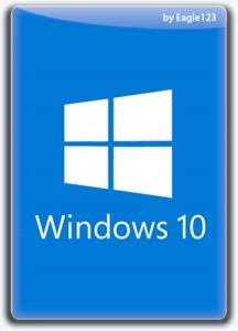 Windows 10 Enterprise LTSC (x86/x64) 4in1 by Eagle123 (06.2021) [Ru/En]