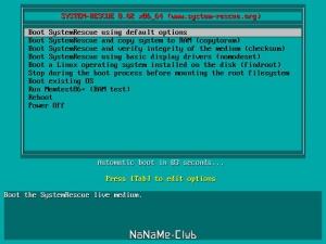 SystemRescueCD 8.0.2 [x86/x64] 2xCD