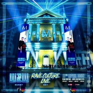 W&W - Rave Culture Live 001 (2021-04-17)