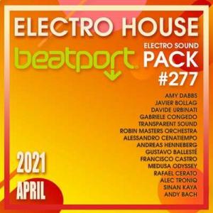 VA - Beatport Electro House: Sound Pack #277