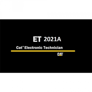 Caterpillar Electronic Technician 2021A