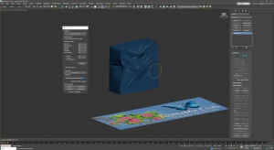 PolyDesign3D - PolyCloth 2.02 for 3ds Max 2016-2022 [En]